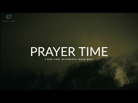 3 Hour Prayer Time Music: Alone With God | Time With Holy Spirit | Meditation Music | Worship Music