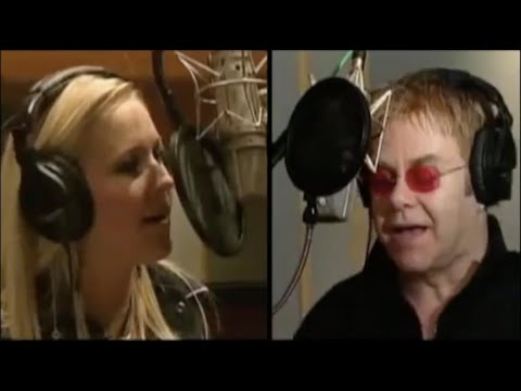 Elton John Talks About Catherine Britt