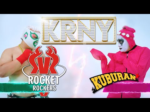 Rocket Rockers x Kuburan - KRNY (Official Music Video)