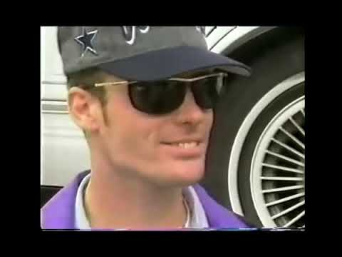 Vanilla Ice limo helicopter 1992