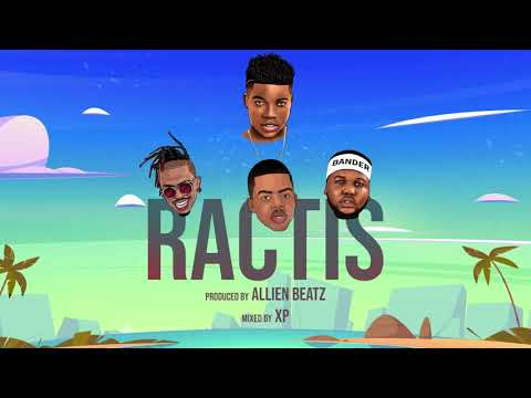Youngg Ricardo - Ractis feat. Cizer Boss, Bander & Lloyd Kappas (Lyric Video/Letra)