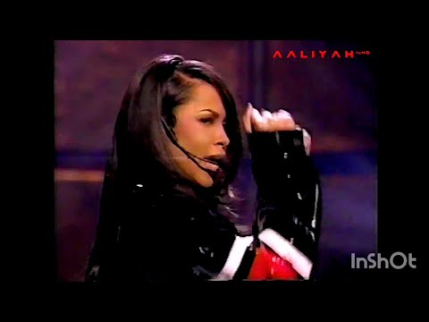 Aaliyah - One In A Million - [Live At The Apollo 1996]