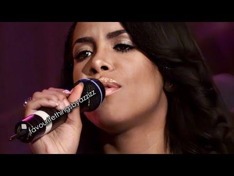 Aaliyah - Try Again [Live Jay Leno 2000]