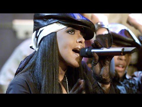 Aaliyah - More Than A Woman - Last Performance [Jay Leno 25 July 2001]
