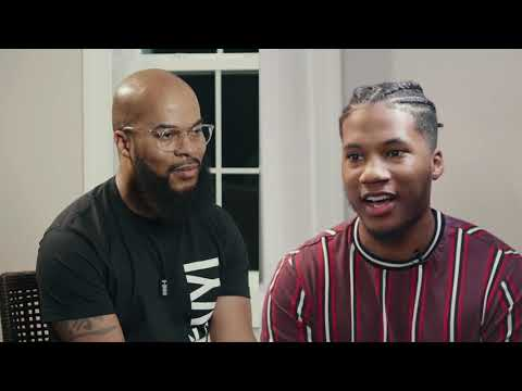 Not Holding Back: The Conversations | JJ & James IV Hairston