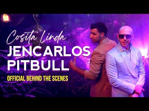 Jencarlos x Pitbull - Cosita Linda (Behind The Scenes)