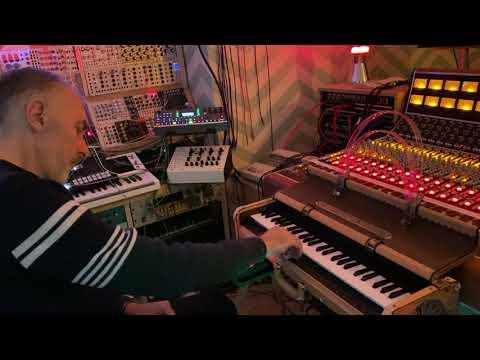 Yann Tiersen - Tempelhof (Live Studio Remix, Feb 2021)