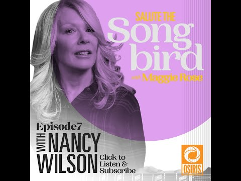 Salute the Songbird with Maggie Rose: Nancy Wilson