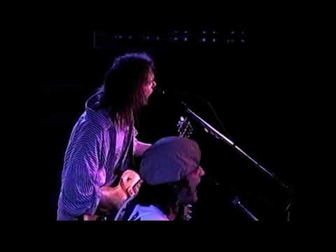 Neil Young and Crazy Horse - Don't Cry No Tears (Official Music Video)