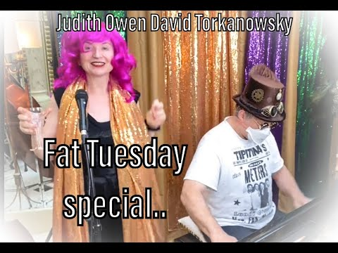 Judith Owen - Live from New Orleans on Fat Tuesday
