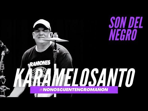 Karamelo Santo - Son Del Negro - Streaming Live Homenaje a Cromañon
