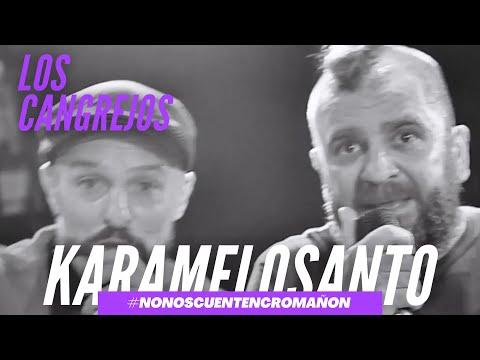 Karamelo Santo - Los Cangrejos - Streaming Live Homenaje Cromañón