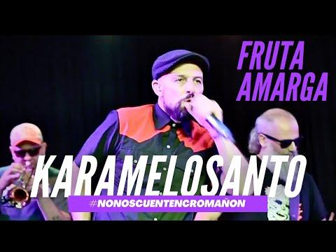 Karamelo Santo - Fruta Amarga - Streaming Live Homenaje Cromañon