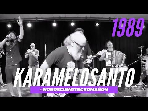 Karamelo Santo - 1989 (No tan Distintos) - Homenaje Víctimas Cromañón