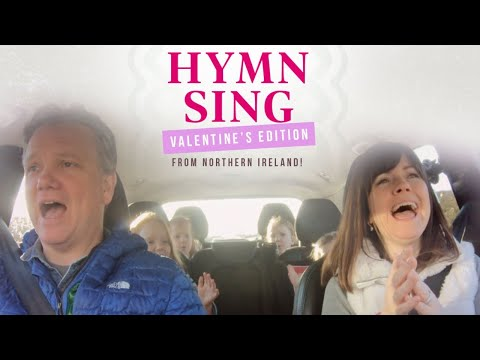 Getty Family Hymn Sing - Valentine's Edition!
