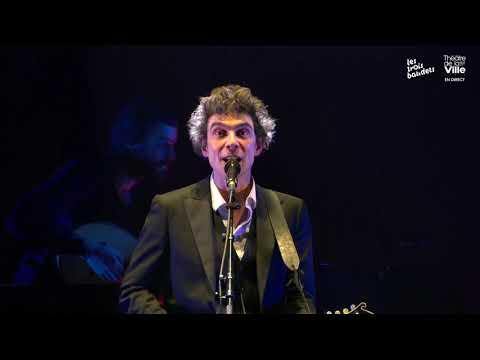 """""""Darwin avait raison"""" by Féloche & The Mandolin' Orchestra live @Theatre de la Ville - Paris  01-21"""