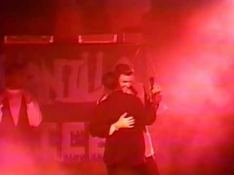 Vanilla Ice and DJ Deshay open for Sinbad | Dallas, TX | 1989