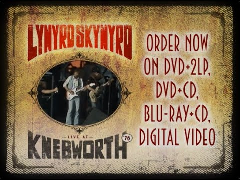 Lynyrd Skynyrd – Live At Knebworth '76 (Trailer)