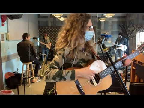 Right Beside You  | Sophie B. Hawkins  | Behind the Scenes Band Rehearsal  | February 2021