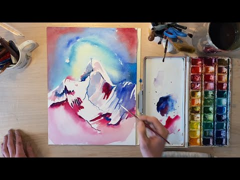 Paint and Play: Episode 12 - Ama Dablam