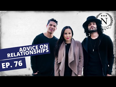 Advice on Relationships LIVE! - Nights at the Round Table- Ep 76