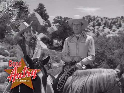 Gene Autry - That's My Home (The Gene Autry Show S1E7 - Blackwater Valley Feud 1950)