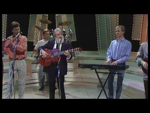 Ronnie Drew - Now I'm Easy (ft. Stockton's Wing)