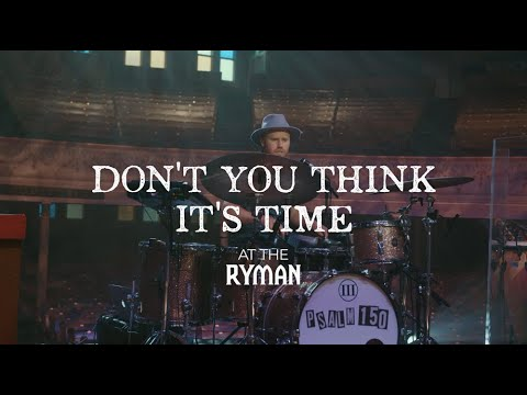 Sidewalk Prophets - Don't You Think It's Time (Live From The Ryman)