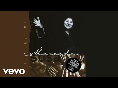 Mercedes Sosa - Mon Amour (Audio)