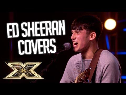 Unbelievable Ed Sheeran Covers! | The X Factor UK