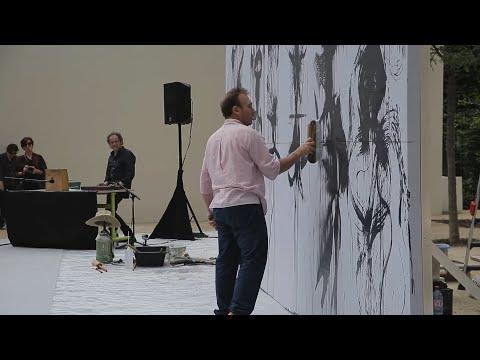 Pascal Comelade x Miquel Barcelo au Musée Picasso 2016