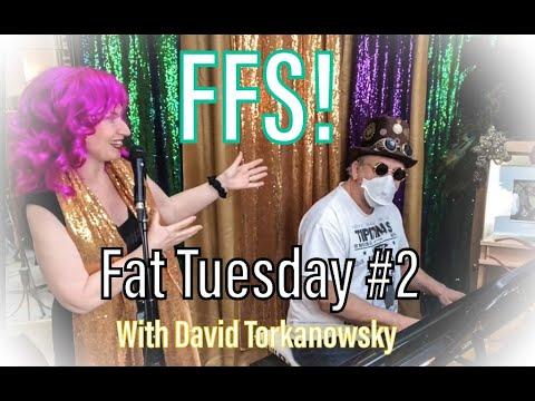 Judith Owen FFS! Live from New Orleans - Fat Tuesday part 2 Feb17