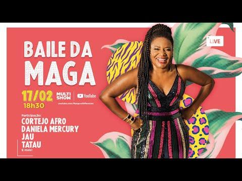 LIVE: Baile da Maga no Multishow