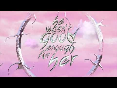 Ashnikko - L8r Boi (Official Lyric Video)