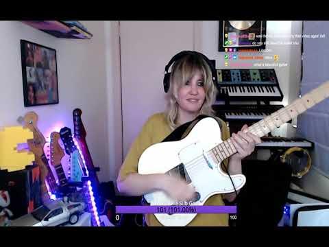 Ladyhawke | Twitch Clip Series_My Delirium Guitar