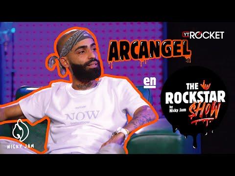 THE ROCKSTAR SHOW By Nicky Jam 🤟🏽 - Arcangel   Capítulo 5