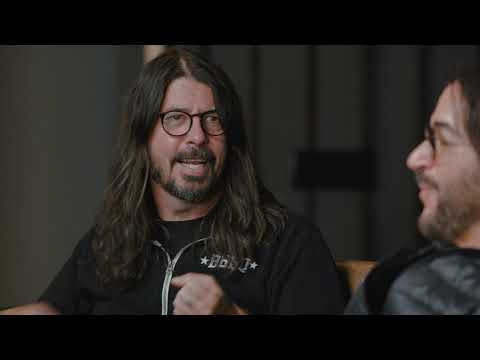 Foo Fighters | Track by Track | Making A Fire