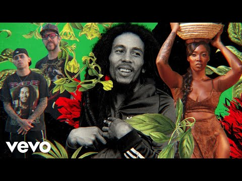 Bob Marley & The Wailers - Jamming (Tropkillaz Remix) ft. Tiwa Savage