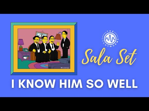 I Know Him So Well  - The Itchyworms Sala Set | Live At Big Baby Studios