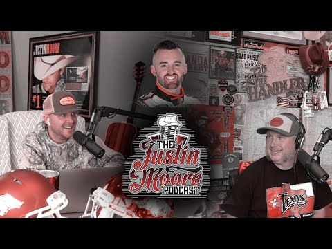 The Justin Moore Podcast - Episode 2 (Season 3): Start Your Engines! (feat. Austin Dillon)
