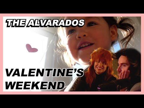 Valentine's Weekend - The Alvarados