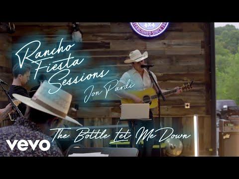 Jon Pardi - The Bottle Let Me Down (Live Performance)