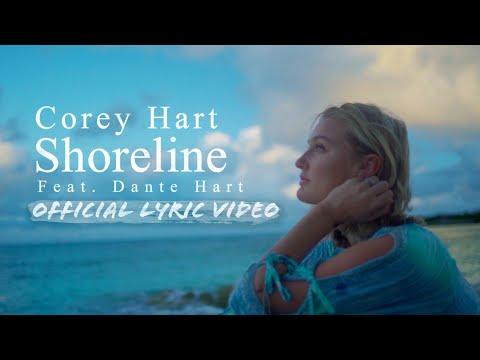 Corey Hart - Shoreline (feat. Dante Hart) (Official Lyric Video)