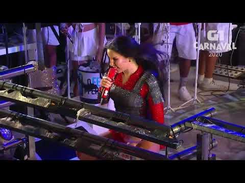 Claudia Leitte canta Contatinho na Barra - Carnaval 2020