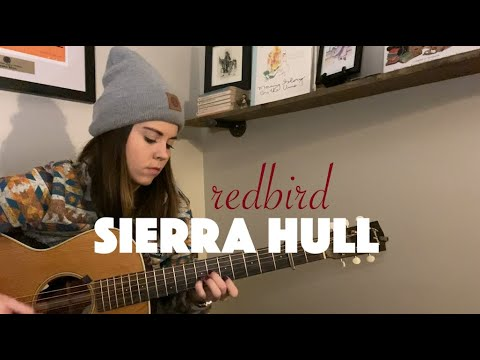 "Sierra Hull - new original song ""Redbird"" (acoustic)"