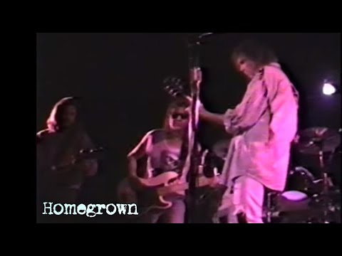 Neil Young & Crazy Horse - Homegrown (Live) - Way Down in the Rust Bucket (Official Music Video)