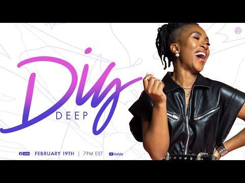 Dig Deep with Dr. Jackie Greene - Forward City Church