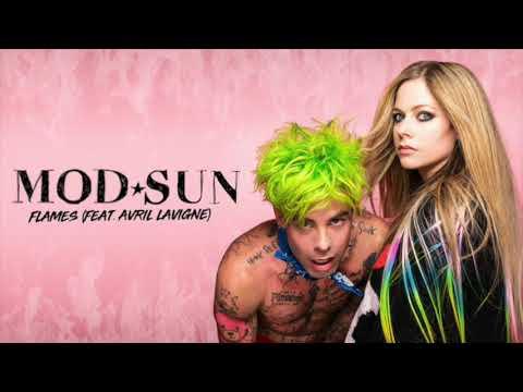 Avril Lavigne & Mod Sun - Flames Remix (Double Upbeat Chorus)