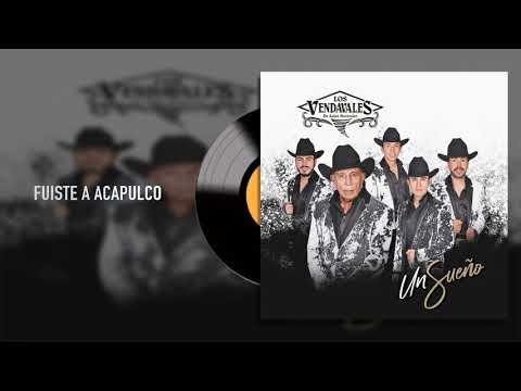 Los Vendavales De Adán Meléndez - Fuiste A Acapulco - Un Sueño (Audio)