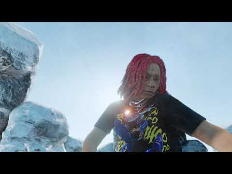 Trippie Redd – DEAD DESERT ft. Zillakami & Scarlxrd (Official Visualizer)